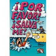 Help Save Me! (Spanish, Pack Of 25)