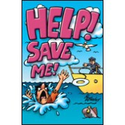 Help Save Me! (Pack Of 25)