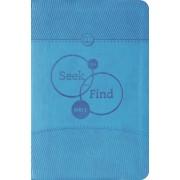 ESV Seek And Find Bible (Trutone, Blue)