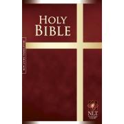 NLT Worldwide Edition Burgundy Paperback