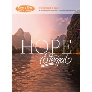 Every Day With Jesus Calendar 2016: Hope Eternal