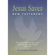 Nas Jesus Saves New Testament