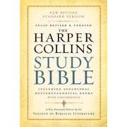 NRSV: HarperCollins Study H/B