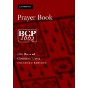 Book Of Common Prayer Enlarged Edition 701B Burgundy