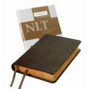 NLT Pitt Minion Reference Edition Nl446:Xr Brown Goatskin Le