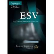 ESV Pitt Minion Reference Edition Es442:X Black Imitation Le
