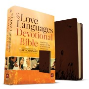NLT Love Languages Devotional Bible Soft Touch Edition