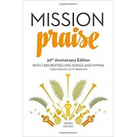Mission Praise 30Th Anniversary - Words Edition HB