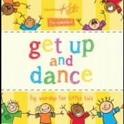 Get Up & Dance Kid'S Worship CD