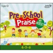 Pre-School Praise Boxset 2 (3CD)