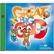 Great Big God 1 2CDs