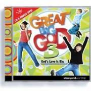 Great Big God 3 CD & DVD