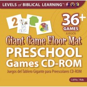 Giant Game Floor Mat Games CD-ROM