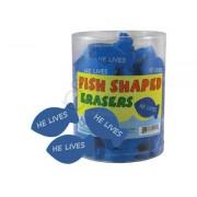 Eraser He Lives Fish Pk 96