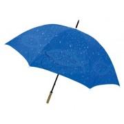 Golf Umbrella Rain Drops Fish