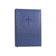 Journal: Cross Dark Blue