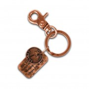 In God I Trust Keychain