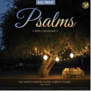 Psalms 2016 Calendar