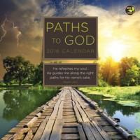 Paths To God 2016 Small Calendar