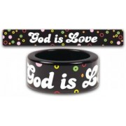 Fun Ring God Is Love Size 8