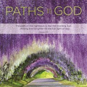 2017 Paths to God Wall Calendar