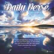 2017 Daily Verse Wall Calendar