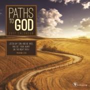 2017 Paths to God Mini Calendar