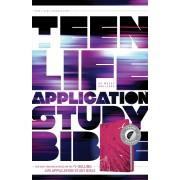 NLT Teen Life Application Study Bible; Indexed