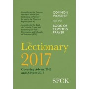 CW & BCP Lectionary 2017