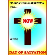 Tracts: Day of Salvation 50-pack